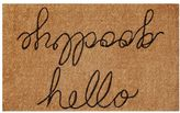 Pottery Barn Hello/Goodbye Doormat