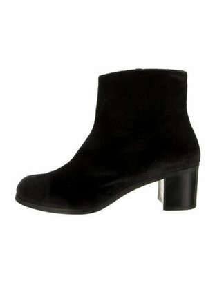 Barneys New York Boots Black