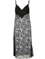 Paco Rabanne lace camisole dress