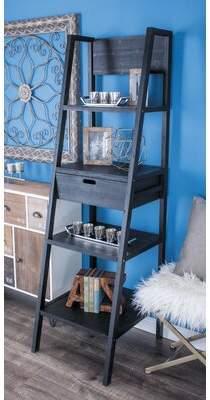 Sabrina Wrought Studio Ladder Bookcase Wrought Studio