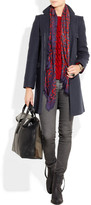 See by Chloe Wool-blend coat