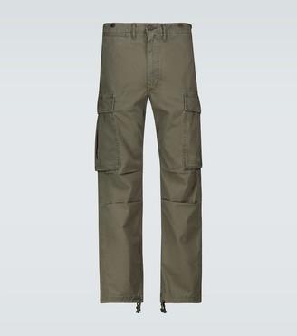 Ralph Lauren RRL Cotton cargo pants
