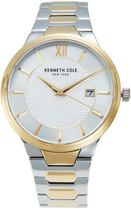 Kenneth Cole New York KC50959003 Two-Tone Watch