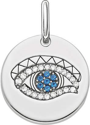 Thomas Sabo Eye of Horus sterling silver pendant