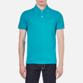 BOSS GREEN Men's CFirenze-Logo Polo Shirt - Blue