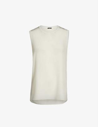 Joseph Baibin sleeveless silk top