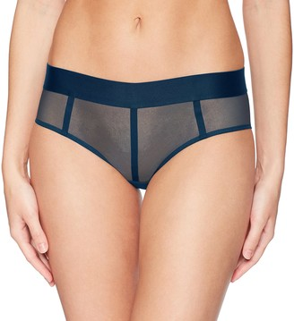 DKNY Women's Sheers Hipster Panty