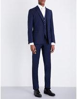 Pal Zileri Regular-fit Three-piece Wool Suit