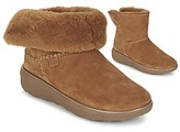 FitFlop SUPERCUSH MUKLOAFF SHORTY HAZELNUT