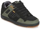 DVS Shoe Company ENDURO 1 BLACK / OLIVE / Nubuck