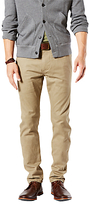 Dockers Alpha Skinny Fit Twill Trousers