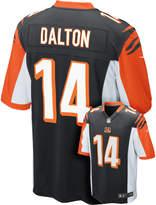 Nike Men's Cincinnati Bengals Andy Dalton Game NFL Replica Jersey