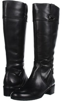 Bandolino Contessa (Black Leather) - Footwear