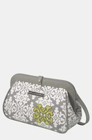 Petunia Pickle Bottom 'Crosstown' Glazed Clutch Diaper Bag