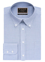 Thomas Pink Cullen Check Classic Fit Button Cuff Shirt