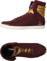 Adidas SLVR High-top sneakers