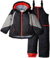 Carter's Heavyweight Printed Snowsuit (Toddler) - Black - 2T