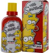 Disney THE SIMPSONS by for WOMEN: EDT SPRAY 3.4 OZ