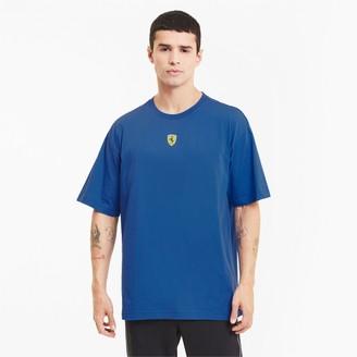 Puma Men's Scuderia Ferrari Race Street T-Shirt