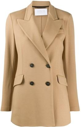Harris Wharf London Double-Breasted Wool Blazer