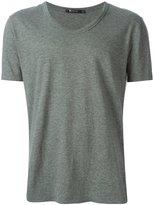 Alexander Wang low neck T-shirt - men - Cotton - M