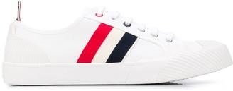 Thom Browne Low-Top Broguing Sneakers