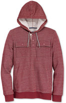 American Rag Men's Dual Pocket Fleece Hoodie, Only at Macy's