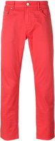 Pt01 classic chino trousers - men - Cotton/Spandex/Elastane - 32