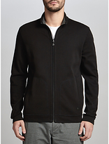 Hugo Boss Boss Green C-fossa Reversible Jersey Jacket, Black