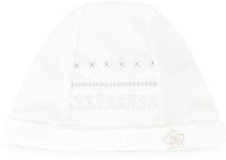Tartine et Chocolat Embroidered Detail Hat