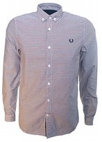 Fred Perry Men's 3 Color Oxford Gingham Shirt