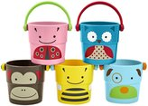 Skip Hop ZOO Stack & Pour Buckets-rinse cups Toy