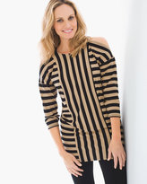 Chico's Tandy Cold-Shoulder Tunic