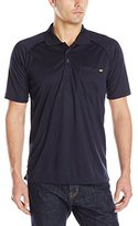 Caterpillar Men's Raglan Performance Pocket Polo
