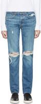 Rag & Bone Blue Standard Issue Fit 2 Jeans
