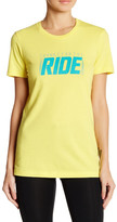 Asics Thanks for the Ride Tee