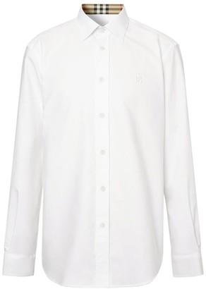 Burberry Vintage Check Cuff Shirt