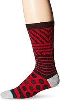 Stance Men's Mazer 2 Classic Crew Socks