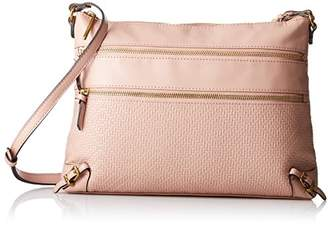 Elliott Lucca Mari 3-Zip Crossbody