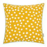 ferm LIVING Dots Cushion - Curry