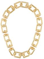 Eddie Borgo short chain necklace