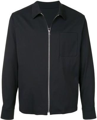 Durban Long Sleeve Zipped Jacket