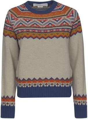 Golden Goose Aztec Pattern Sweater
