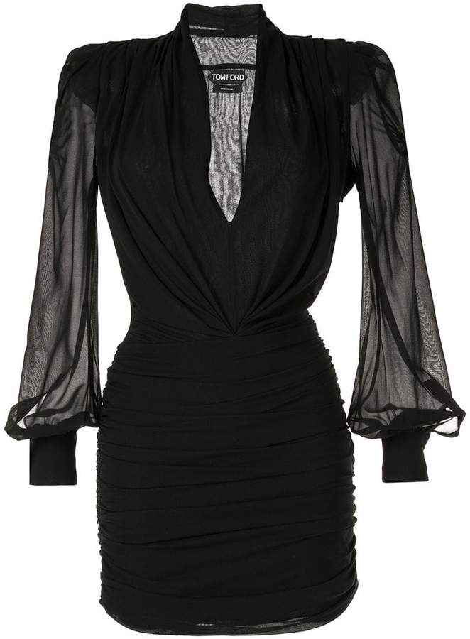 a107257c795 Tom Ford Black Dresses - ShopStyle Canada