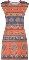 Earth Mandala Stretchy Active Dress