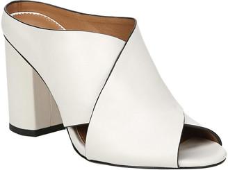 Franco Sarto Clara Leather Mule