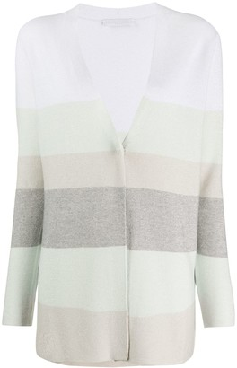 Fabiana Filippi Colour Block Cardigan
