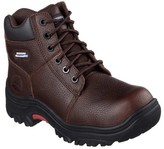 Skechers Women's Relaxed Fit Burgin Taney Composite Toe Boot