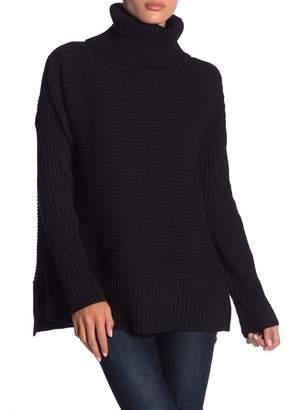 Sweet Romeo Cool Girl Rib Knit Sweater