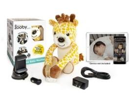 Infantech Zooby WiFi Direct Portable Video Baby Monitor - Giraffe